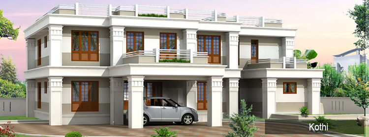 11 Excellent Photographs Of Latest Kothi Designs Exterior
